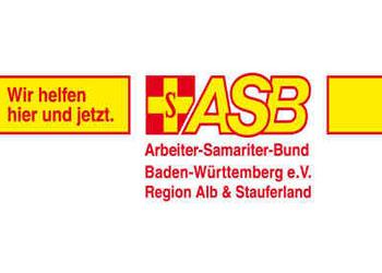 Logo Firma Arbeiter-Samariter-Bund Baden-Württemberg e.V. Region Alb & Stauferland in Merklingen