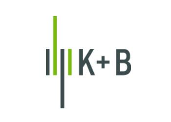 Logo Firma K + B Elektronik GmbH in Schelklingen