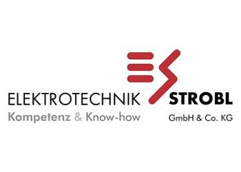 Logo Firma Elektrotechnik Strobl GmbH & Co. KG in Schelklingen