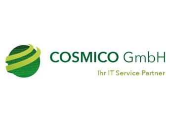 Logo Firma cosmico GmbH in Ehingen (Donau)